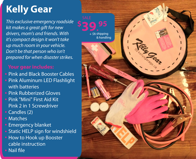Kelly Gear sale